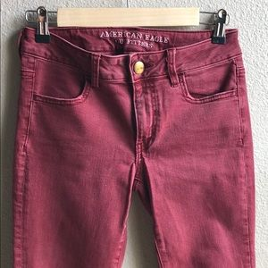 💕 LIKE NEW American Eagle Jeans 4 MAKEanOF…